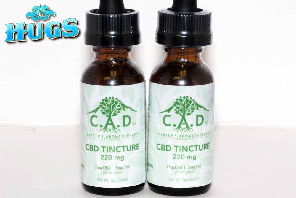 Sacramento medical marijuana Dispensary Strain CAD CBD TINCTURE 220MG