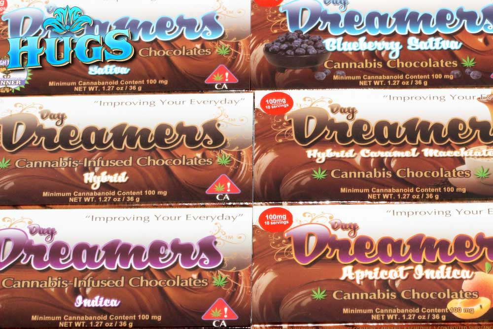 Sacramento medical marijuana Dispensary Strain DAY DREAMER 10 PACK