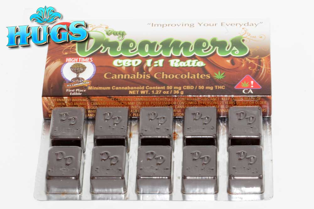 Sacramento medical marijuana Dispensary Strain DAY DREAMER CBD 10 PACK