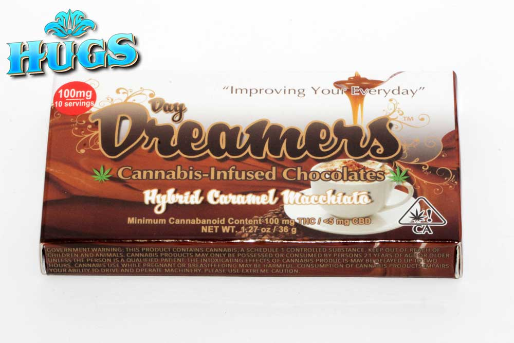 Sacramento medical marijuana Dispensary Strain DAY DREAMER CM HYBRID 10PK