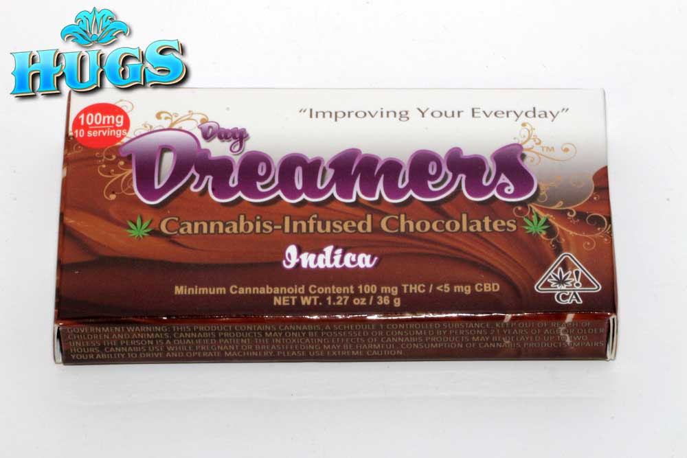 Sacramento medical marijuana Dispensary Strain DAY DREAMER INDICA 10PK