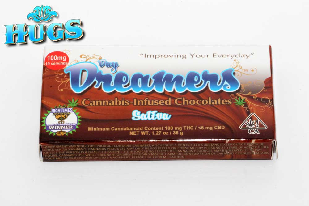 Sacramento medical marijuana Dispensary Strain DAY DREAMER SATIVA 10PK