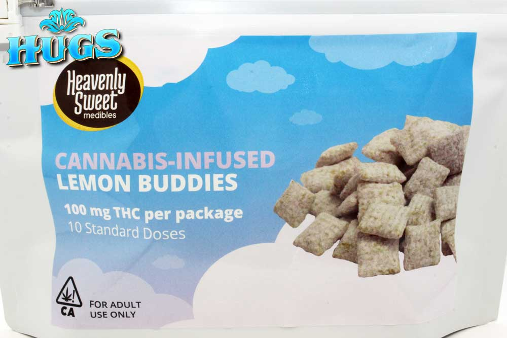 Sacramento medical marijuana Dispensary Strain HEAVENLY SWEET LEMON BUDDIES