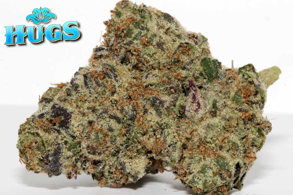 Sacramento medical marijuana Dispensary Strain HGF GRAPE OCTANE EIGHTH