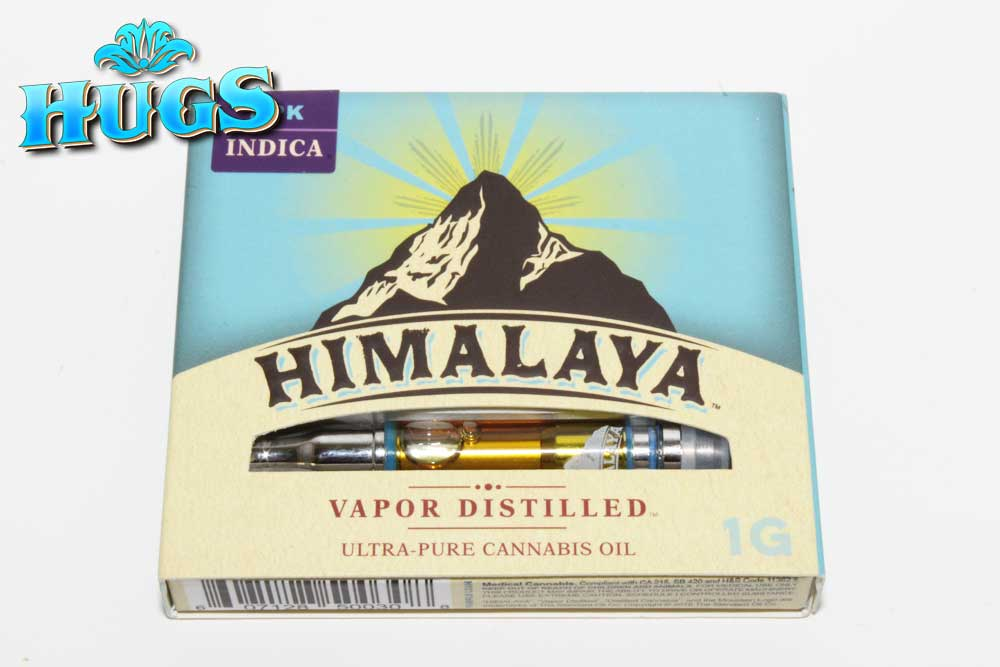 Sacramento medical marijuana Dispensary Strain HIMALAYA 1G CARTRIDGE