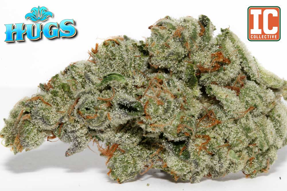 Sacramento medical marijuana Dispensary Strain IC T.I.T.S EIGHTH