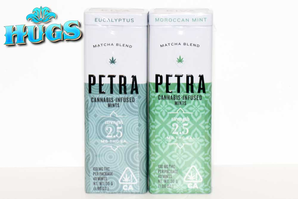 Sacramento medical marijuana Dispensary Strain KIVA PETRA MINTS