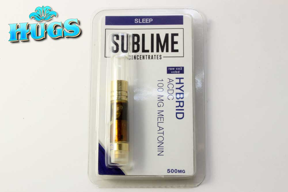 Sacramento medical marijuana Dispensary Strain SUBLIME SLEEP